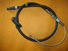 FORD TRANSIT Mk2 OHC 1.6 (78-2/86) NEW CLUTCH CABLE  - QCC1153, VVC187